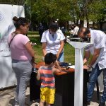 Jornada Integral de Salud en Villa Argüello